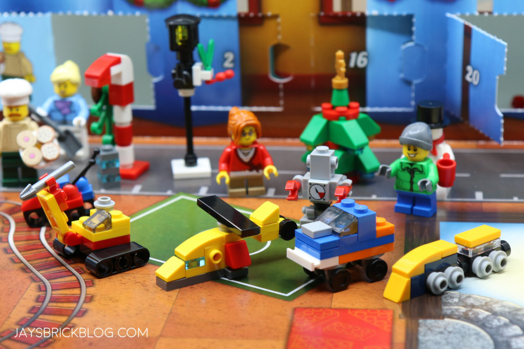 LEGO City Advent Calendar 2018 – Daily Countdown – Jay's Brick Blog