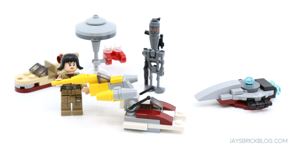 LEGO Star Wars Advent Calendar 2018 – Daily Countdown – Jay's Brick Blog
