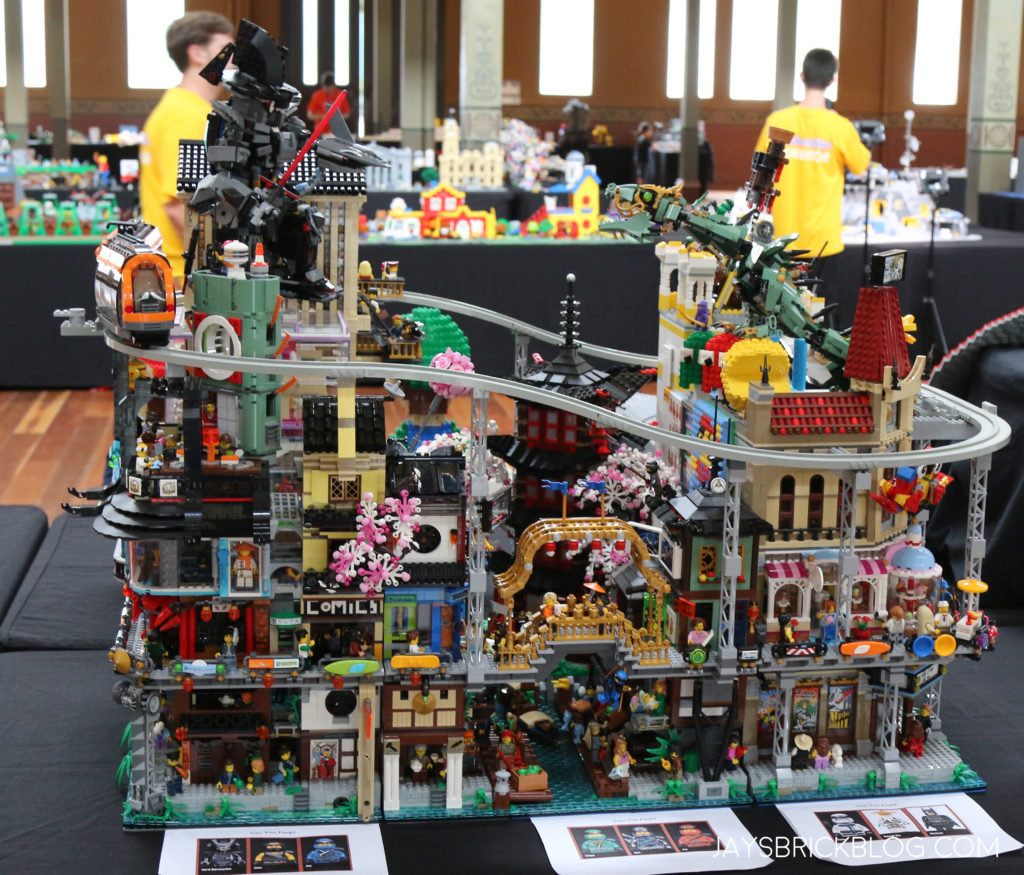 Photos And Highlights From Brickvention 2019