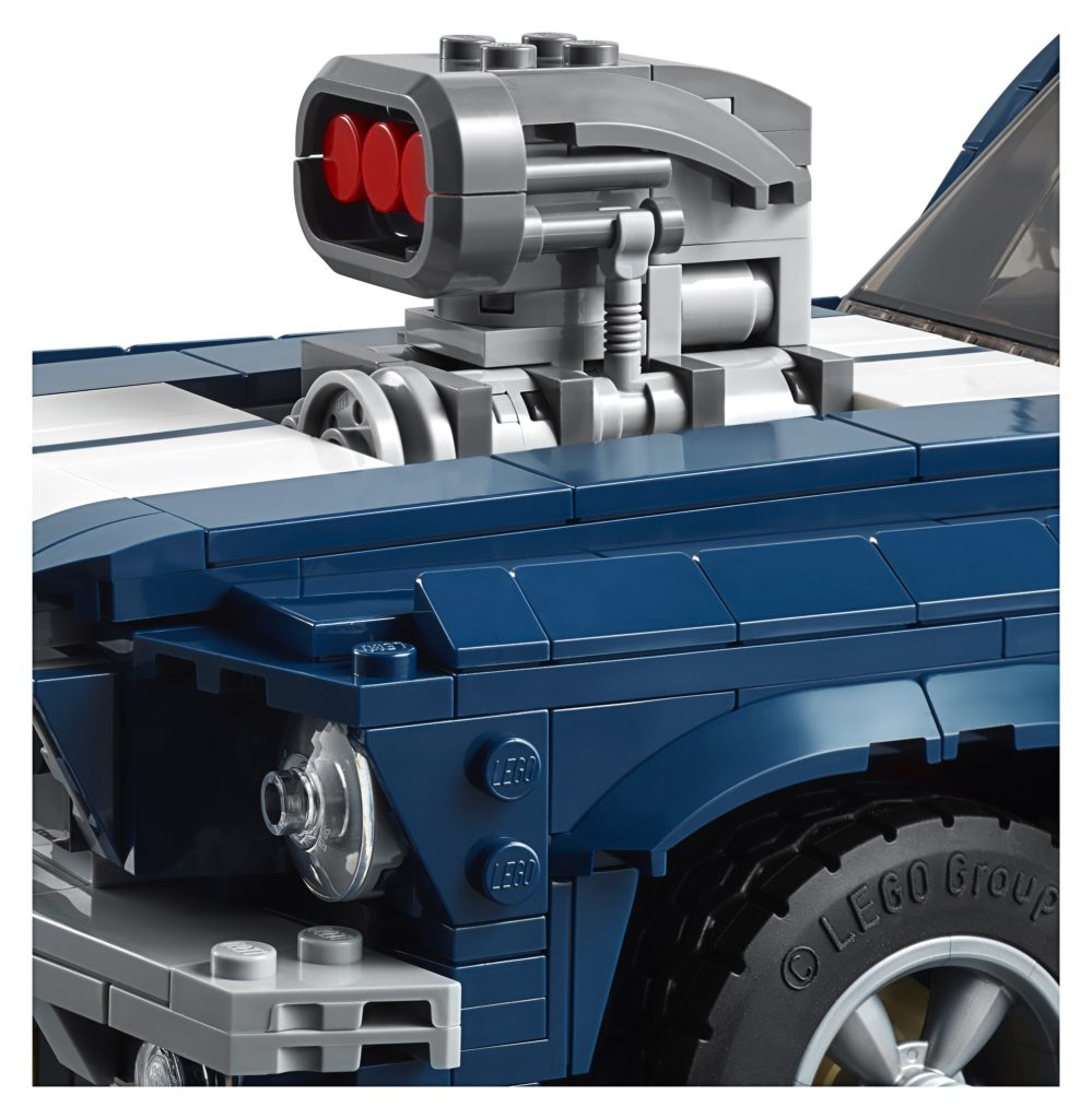 Lego Officially Unveils 10265 Ford Mustang Arguably The Most
