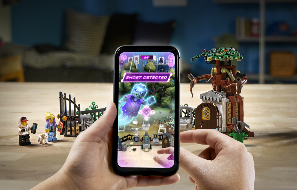 LEGO announces Hidden Side, a new theme that blends augmented reality with physical play