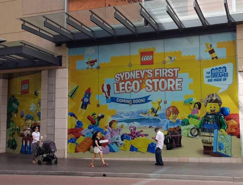 Sydney to get its own official LEGO Store!