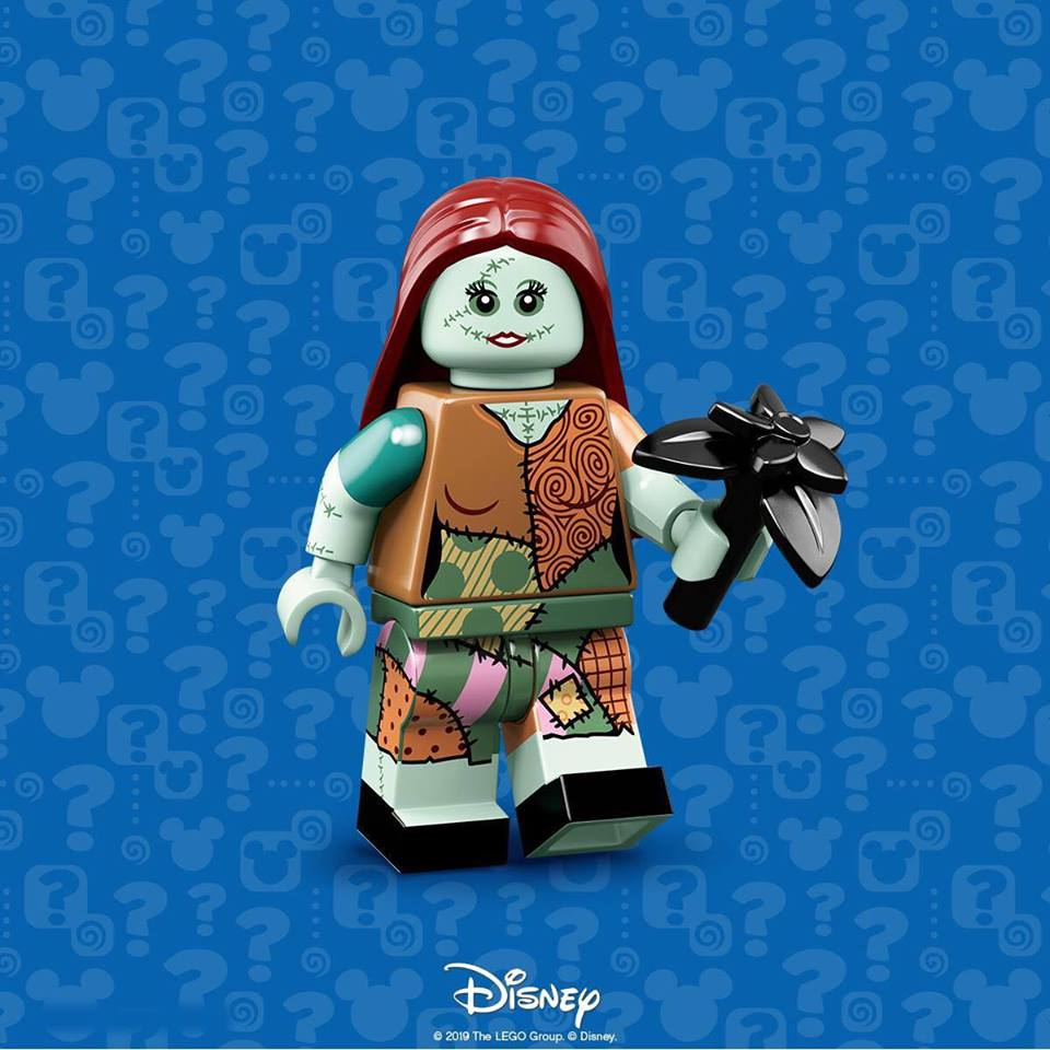 LEGO Disney Minifigures Series 2 officially unveiled