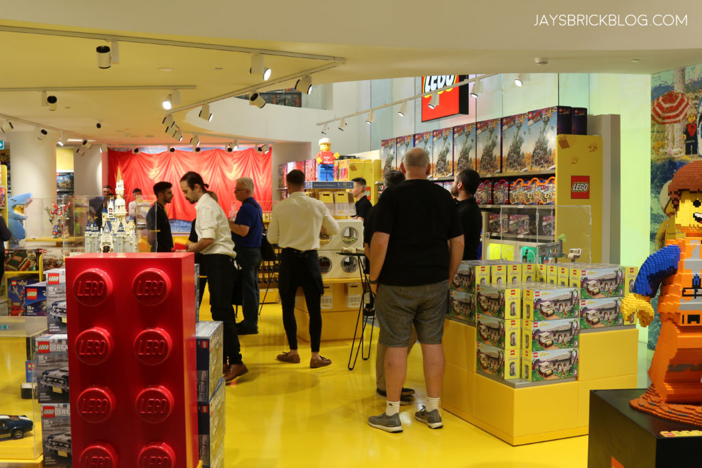 Review: Sydney LEGO Store (Bondi Junction) - Jay's Brick Blog