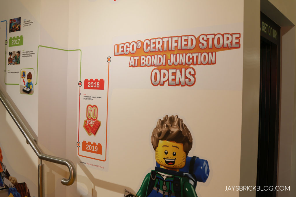 Review Sydney Lego Store Bondi Junction Jay S Brick Blog