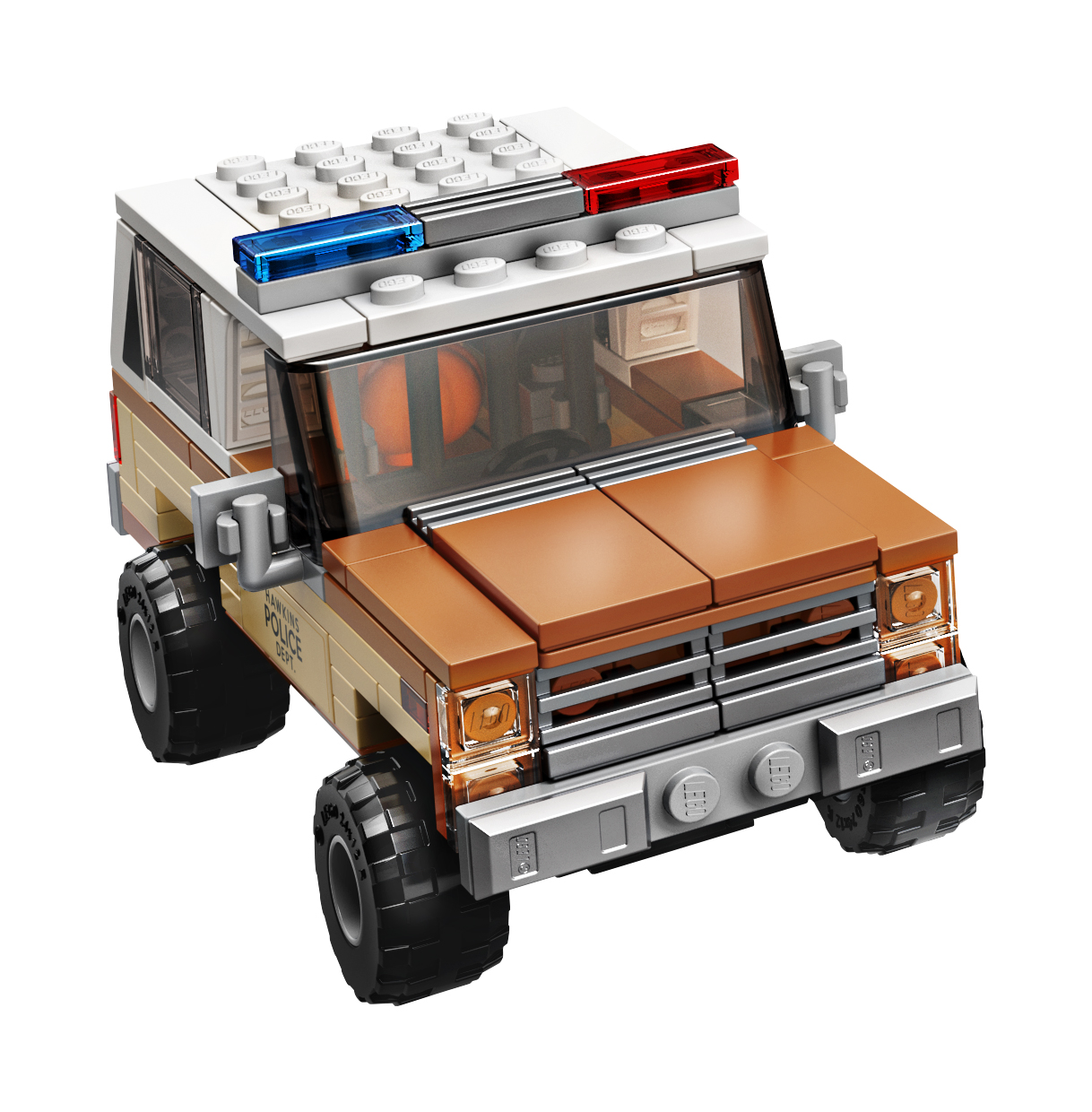 Stranger Things Comes To LEGO With 75810 The Upside Down
