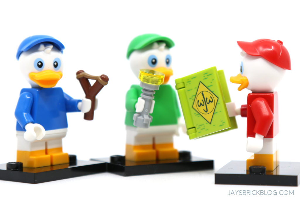 Review: LEGO Disney Minifigures Series 2 – Jay's Brick Blog