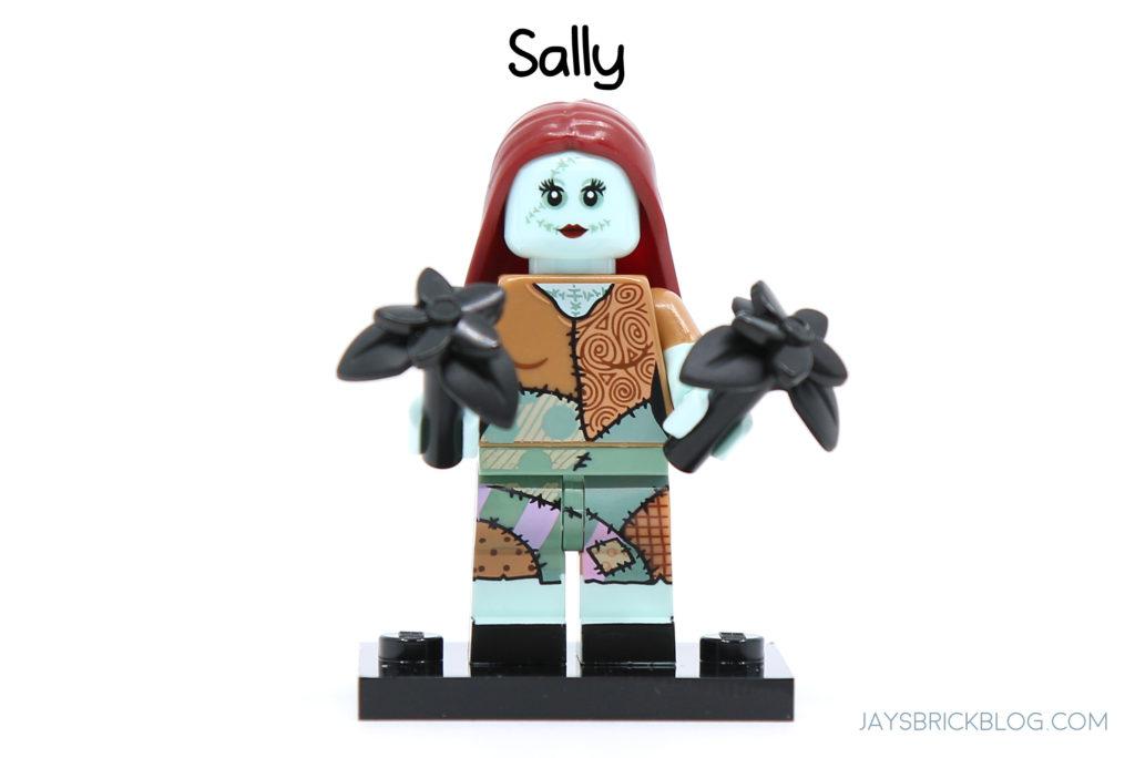 Skellington The Nightmare Before Christmas 4 JACK /& SALLY SET Lego SEALED