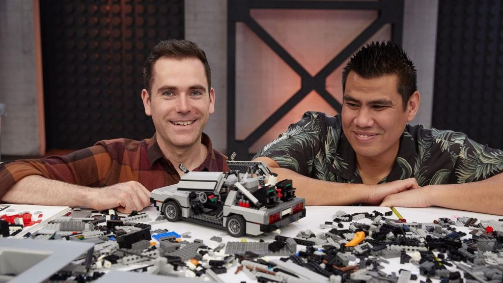 Lego Masters Australia Episode 7 Recap Blockbuster Elimination