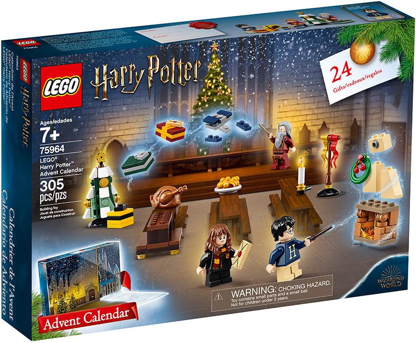Chocolate Advent Calendar 2019.2019 Lego Advent Calendars Revealed Harry Potter Star Wars City
