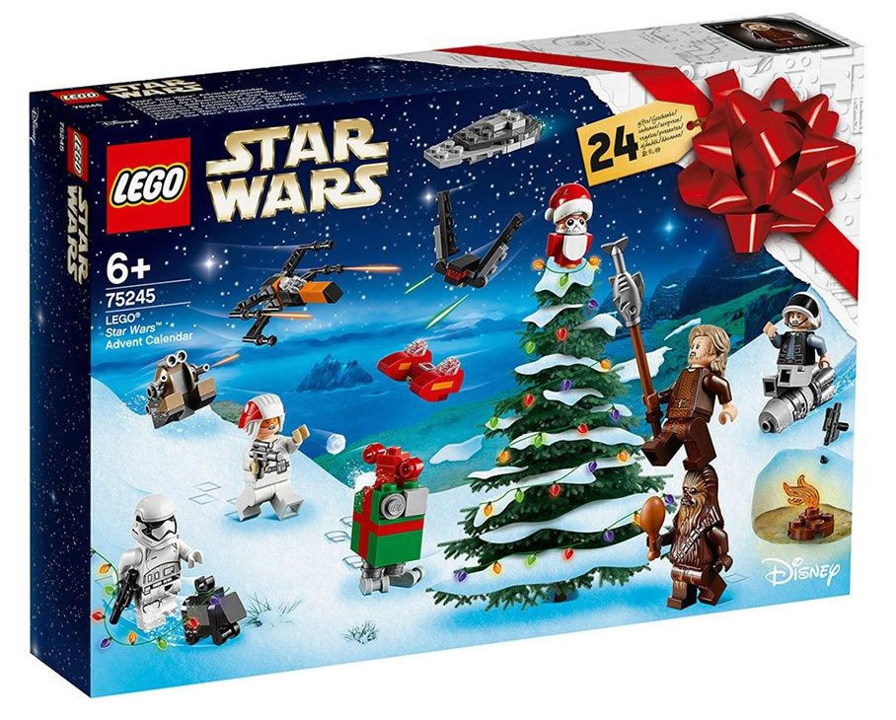 2019 lego advent calendars revealed harry potter star. Black Bedroom Furniture Sets. Home Design Ideas