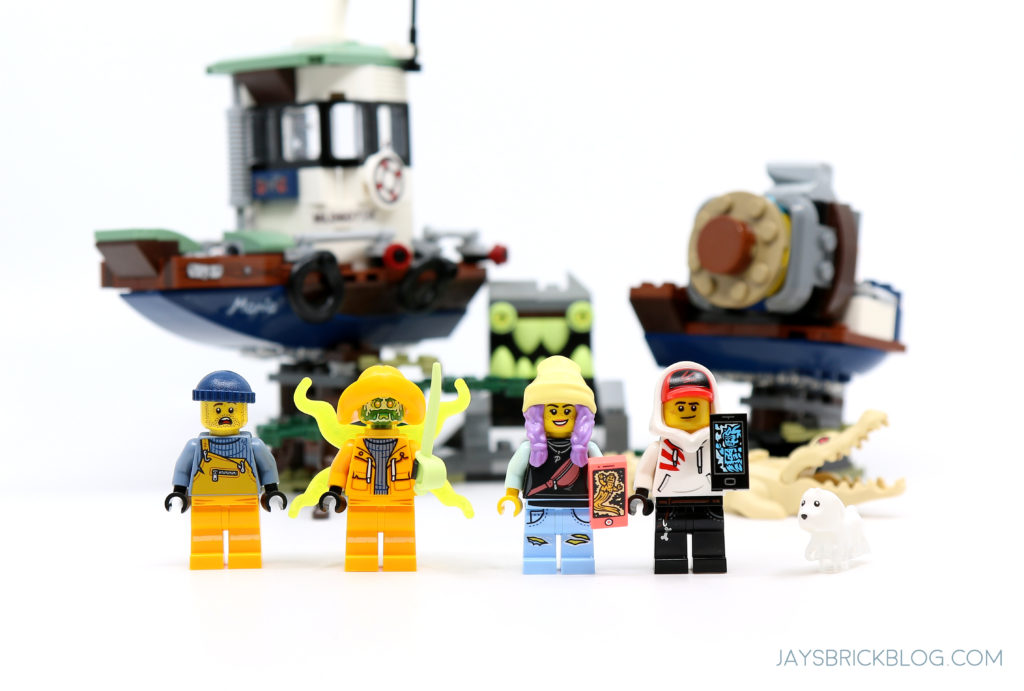 Review: LEGO 70419 Wrecked Shrimp Boat – Jay's Brick Blog