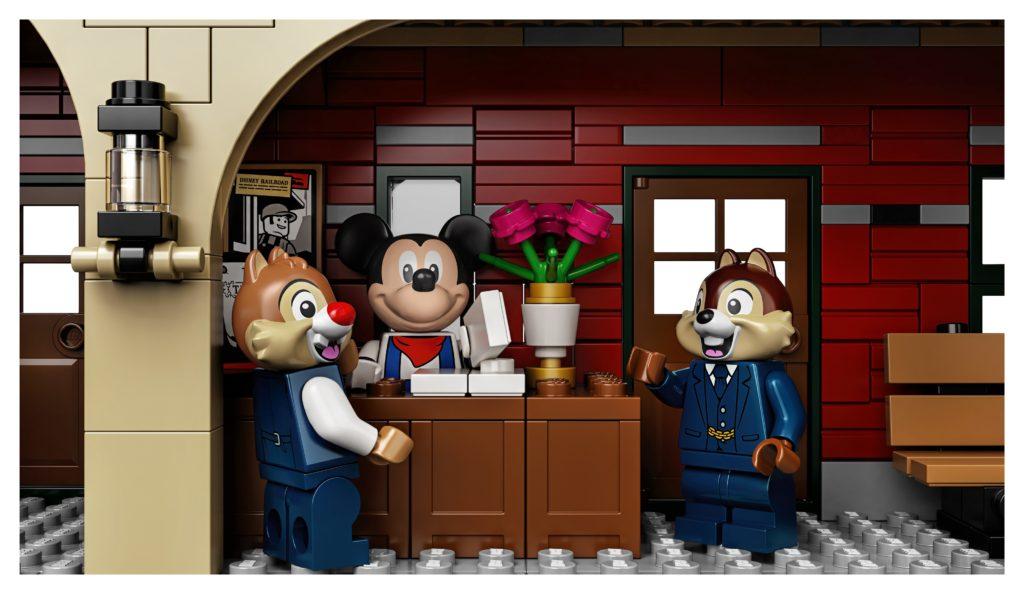 All aboard 71044 LEGO Disney Train and Station – Jay's Brick