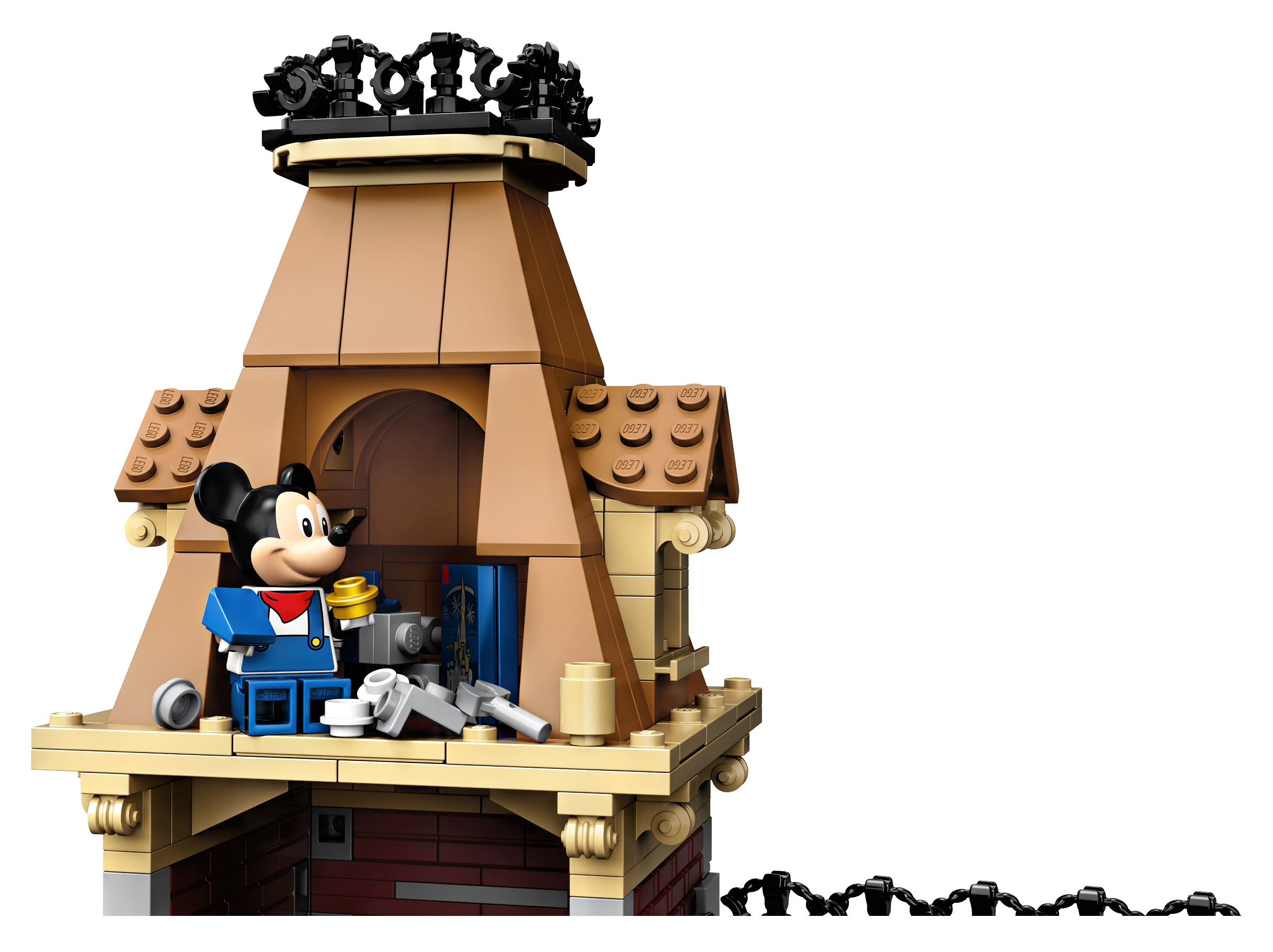 All aboard 71044 LEGO Disney Train and Station – Jay's Brick