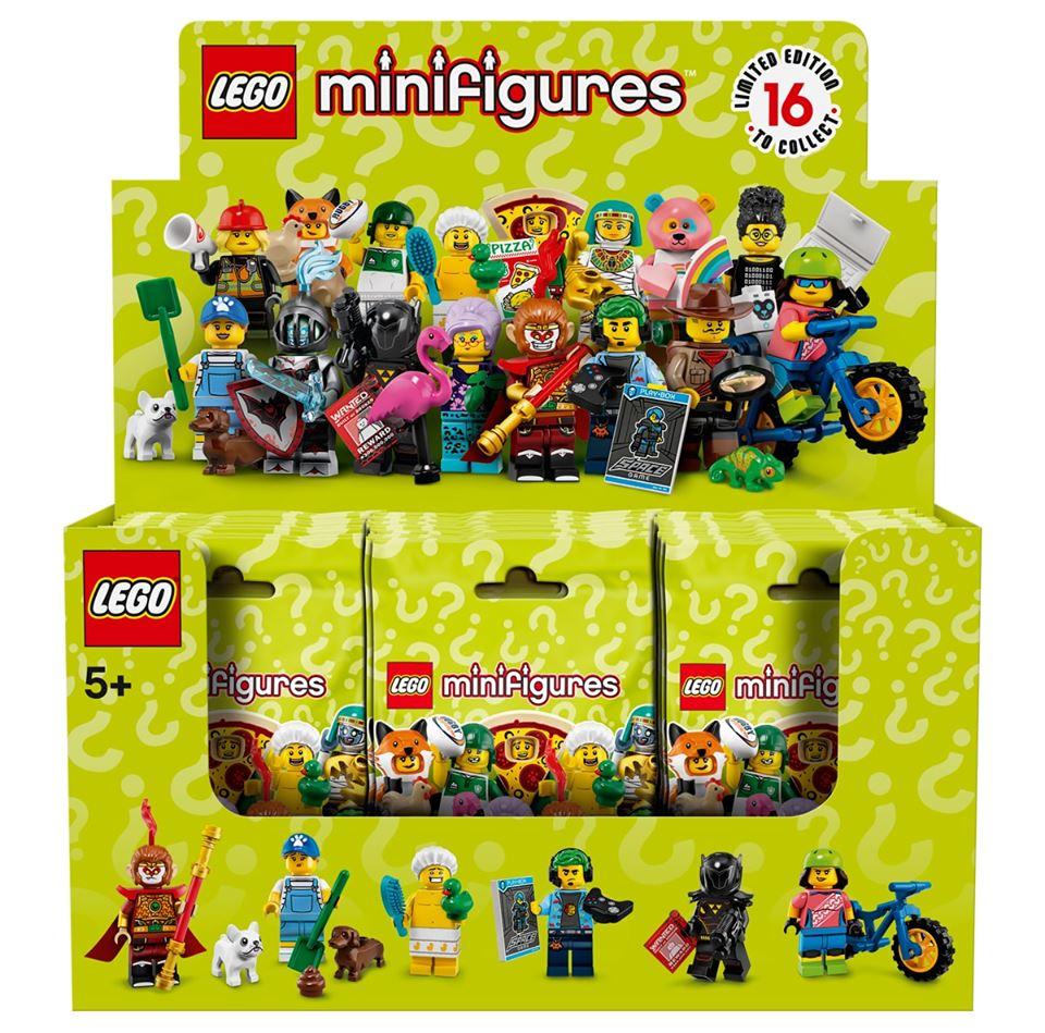 LEGO Minifigures Series 19 revealed! – Jay's Brick Blog