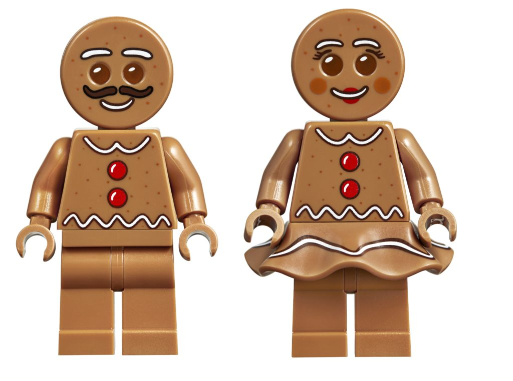 10267 Gingerbread House is the sweetest LEGO Christmas treat