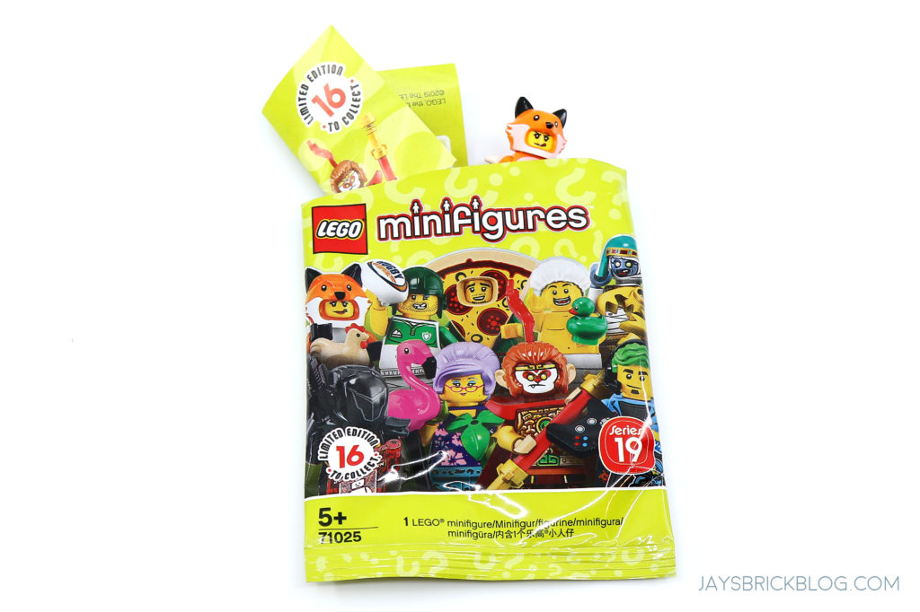 Review: LEGO Minifigures Series 19 – Jay's Brick Blog