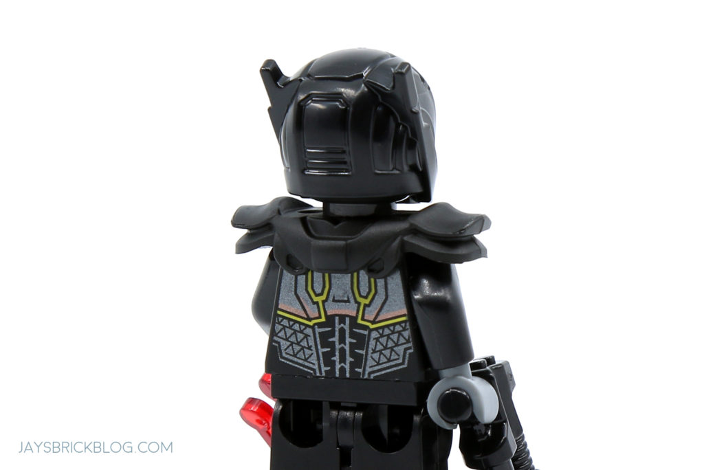Galaxy Enforcer helmet for Lego Minifigures accessories *black