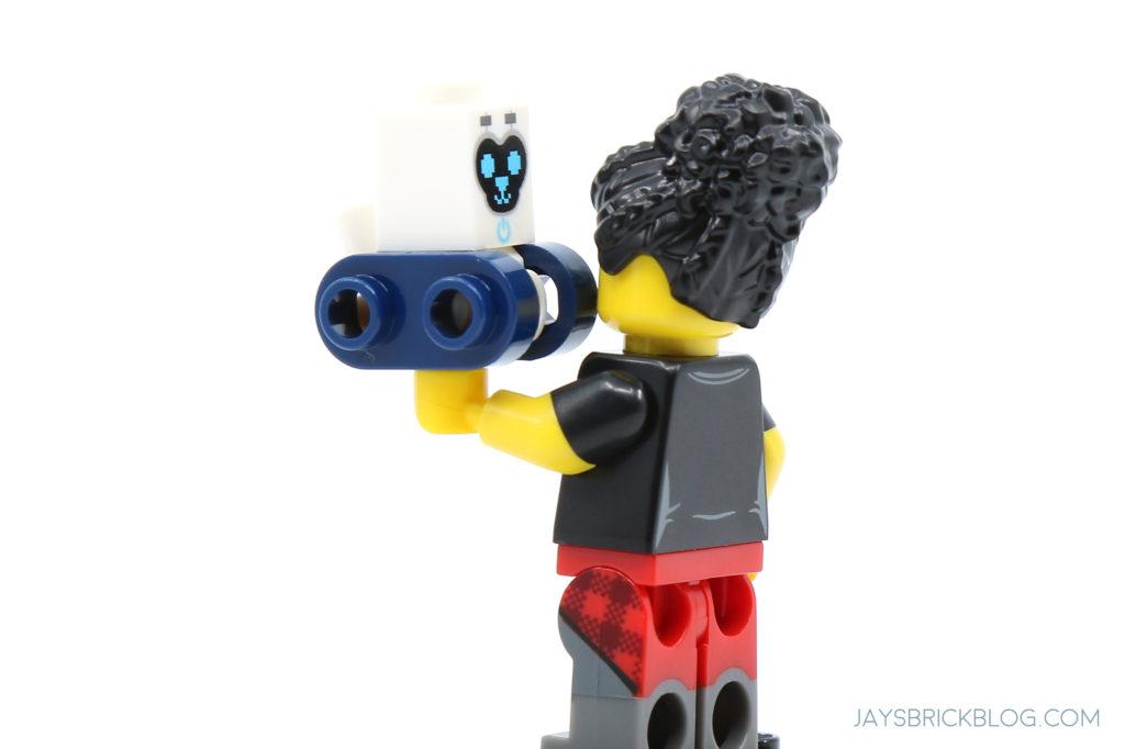leopard underwear strong man Lego minifigure legs