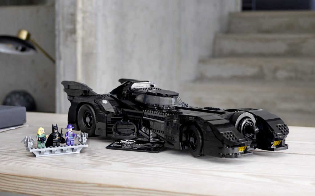 LEGO Black Friday 2019 deals and 1989 Batmobile are now live