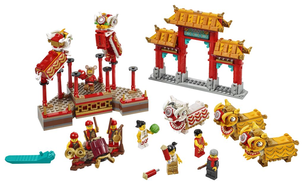 2020 Chinese New Year Date.First Look At Lego S 2020 Chinese New Year Sets Jay S