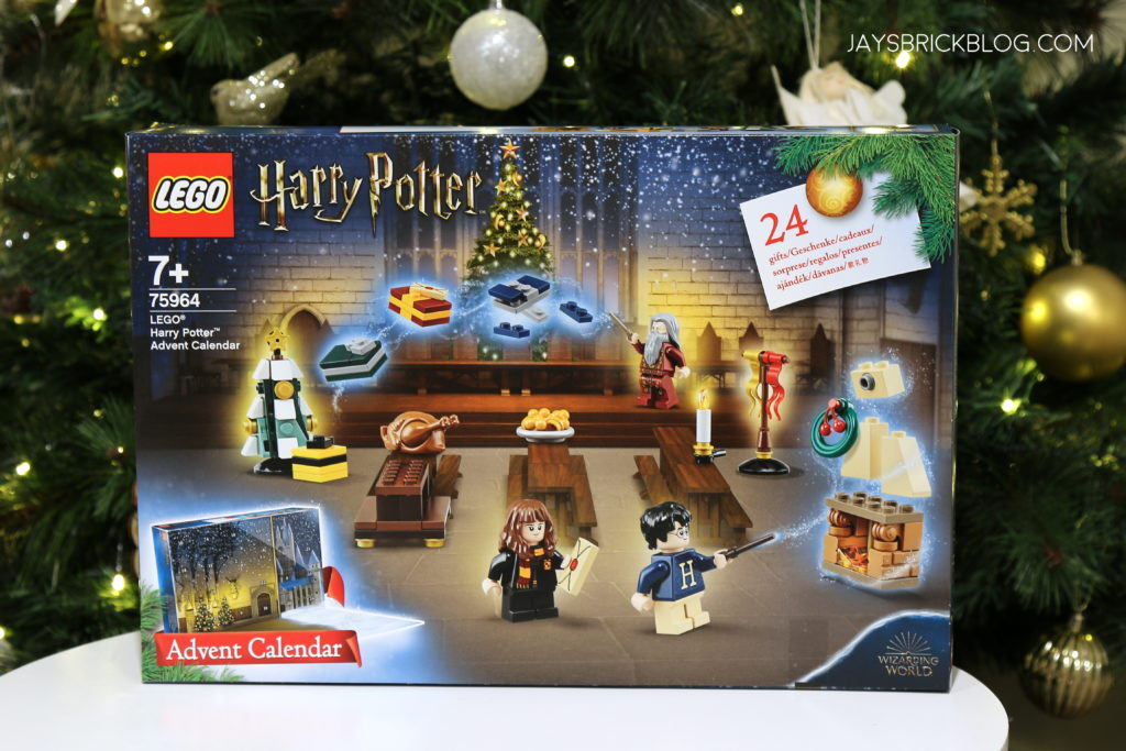 Lego Harry Potter Advent Calendar Daily Countdown Jay S Brick Blog
