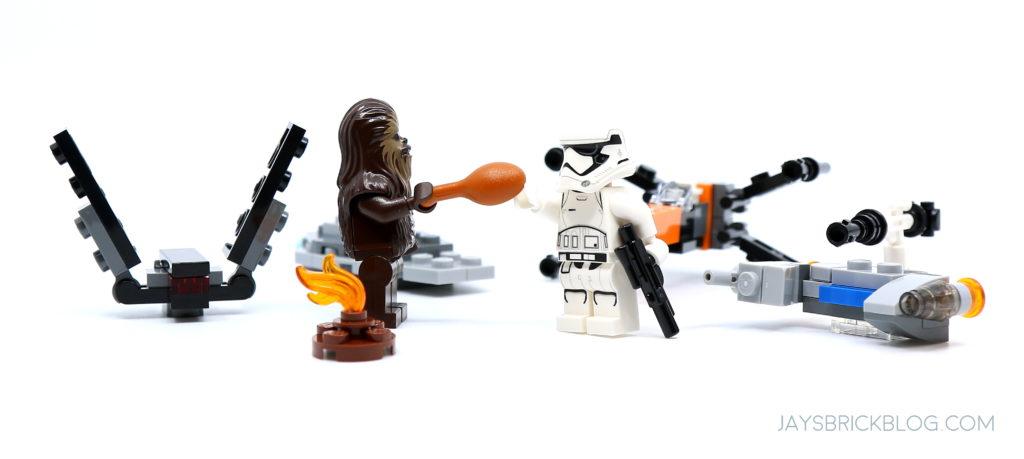 Lego Star Wars Advent Calendar 2019 Daily Countdown Jay S Brick Blog