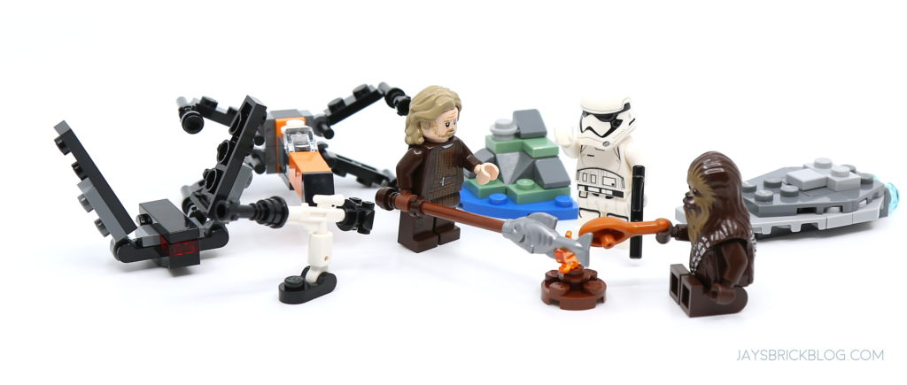 Lego Star Wars Advent Calendar 2019 Daily Countdown Jay S Brick Blog