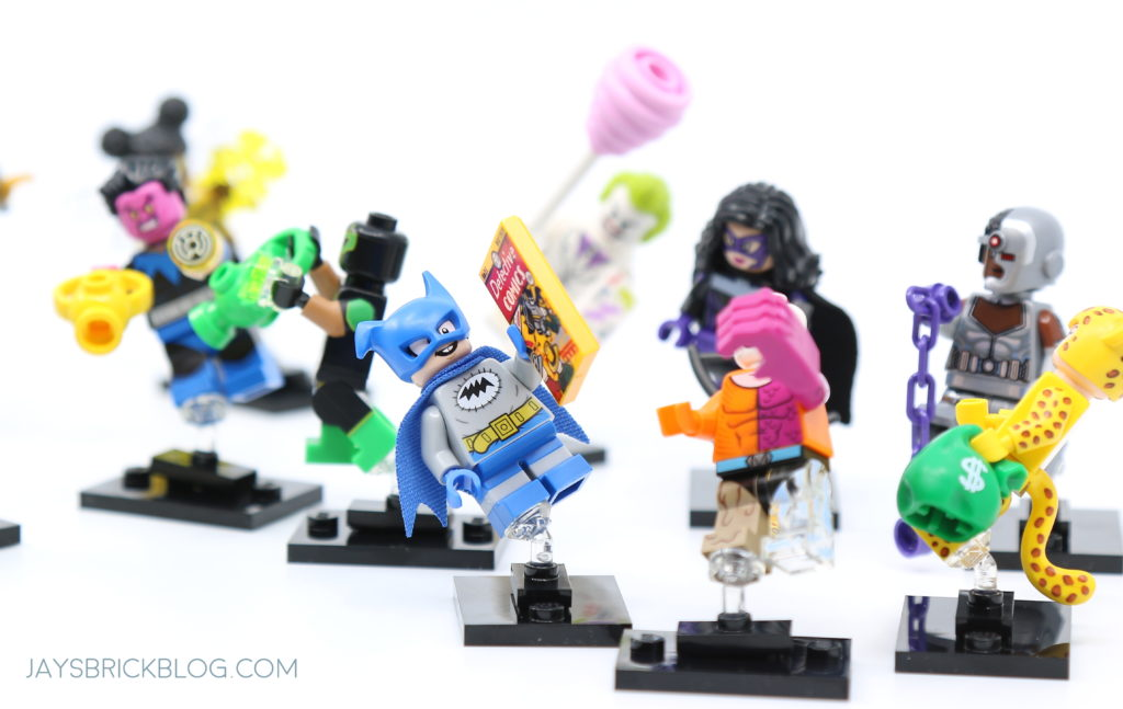 Review Lego Dc Super Heroes Minifigures Series 2020 Jay S Brick Blog