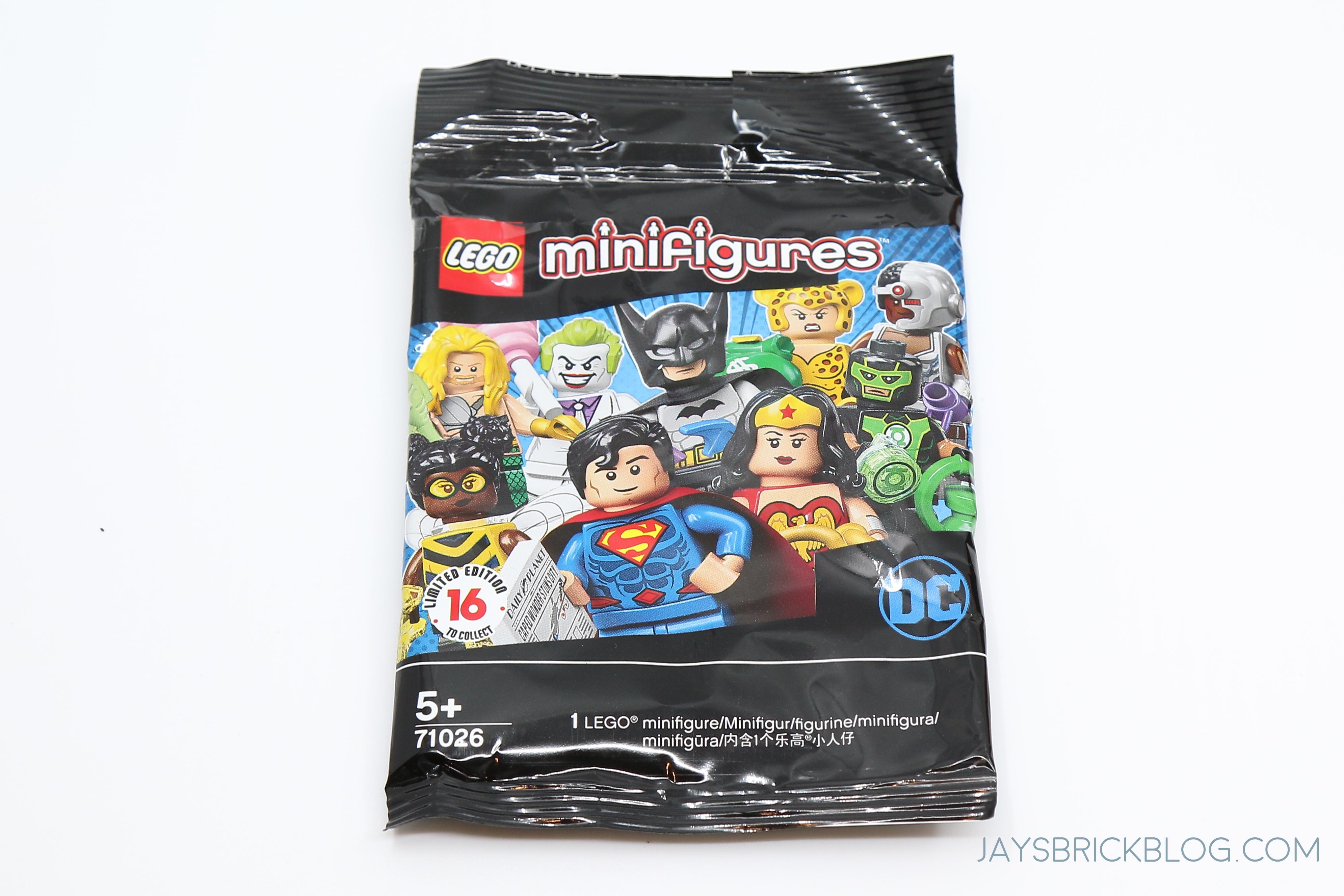 Nouveau LEGO Clown Costume Batman Figurine Dc Super-héros série