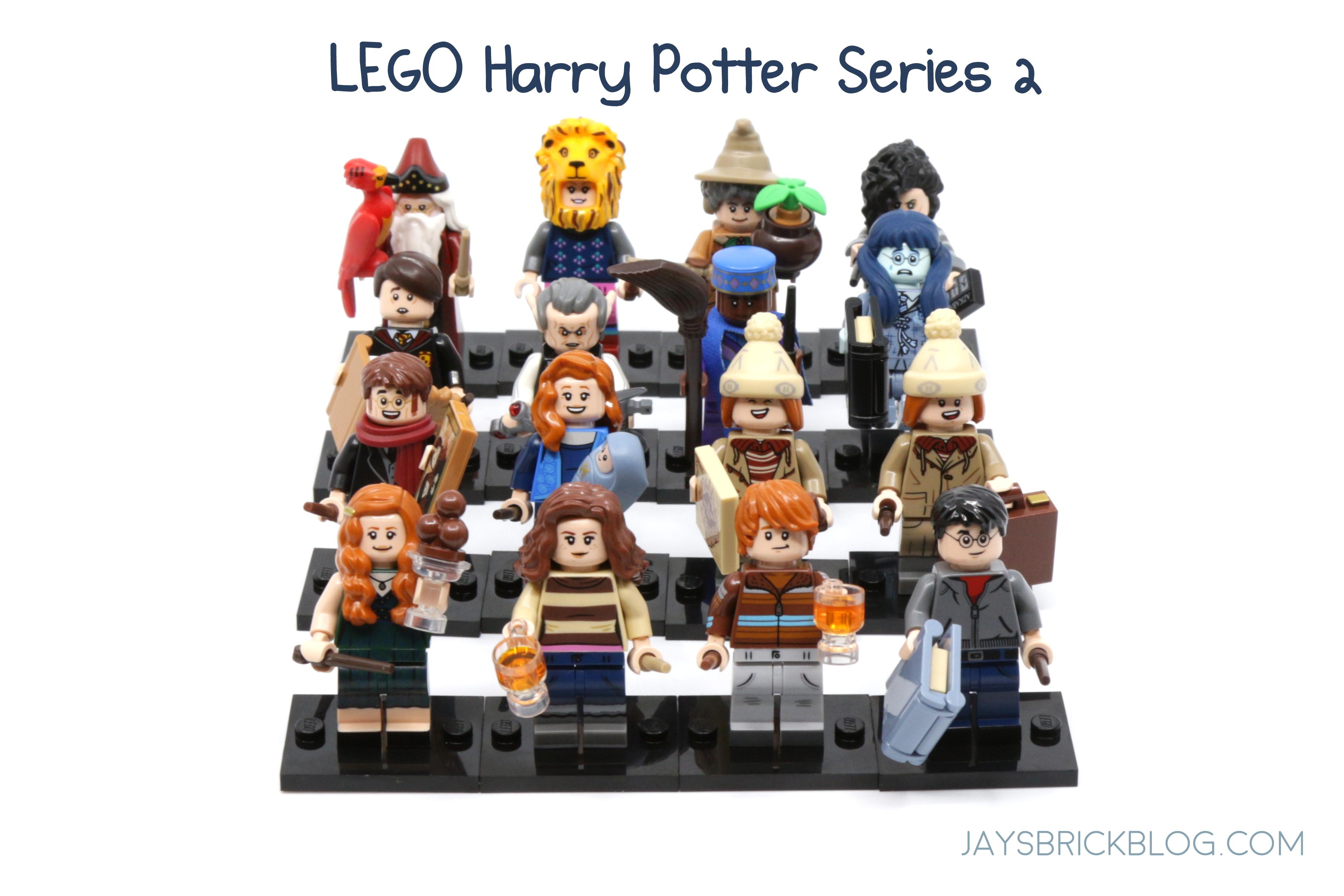 NEW LEGO WIZARD SANTA CLAUS minifigure figure minifig christmas harry potter hp