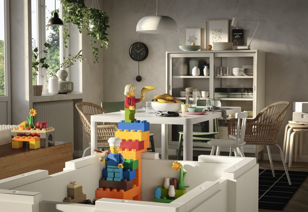 Introducing Bygglek - the LEGO x Ikea collaboration! - Jay ...