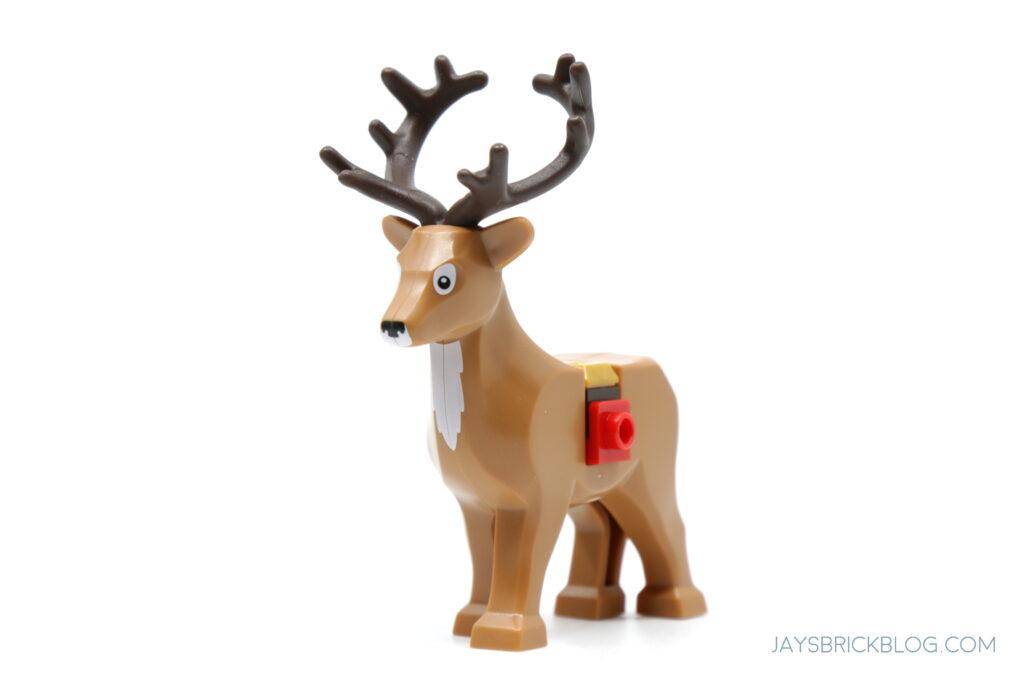 LEGO 10275 Elf Club House LEGO Reindeer