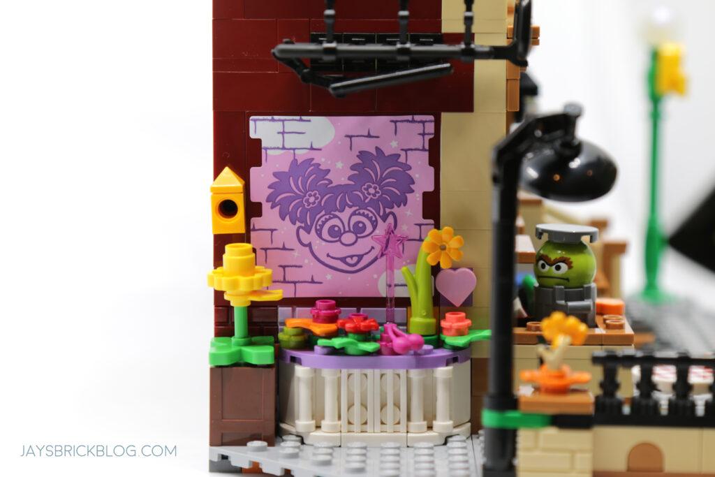 LEGO Sesame Street Abby's Fairy Garden