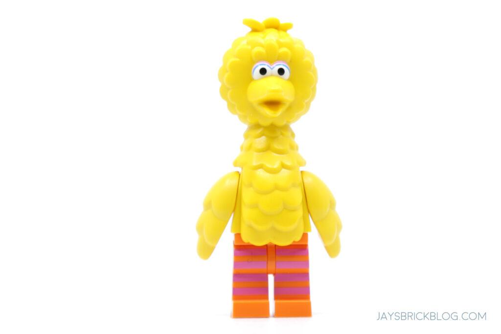 LEGO Big Bird Minifigure
