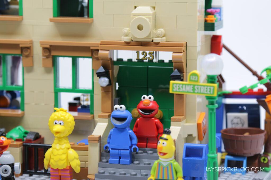 LEGO Sesame Street Stairs