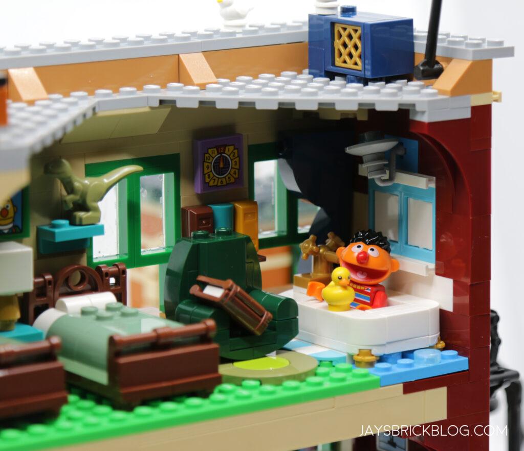 Ernie's Bathtub