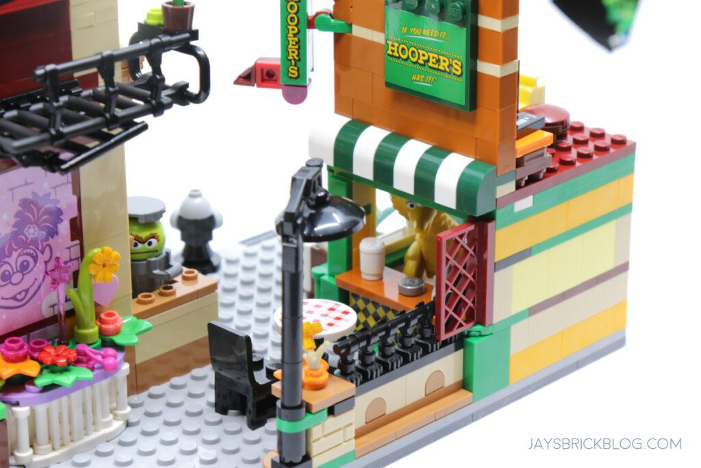 LEGO Sesame Street Coffee