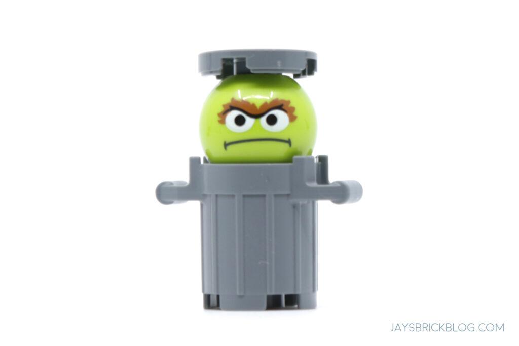 LEGO Oscar the Grouch