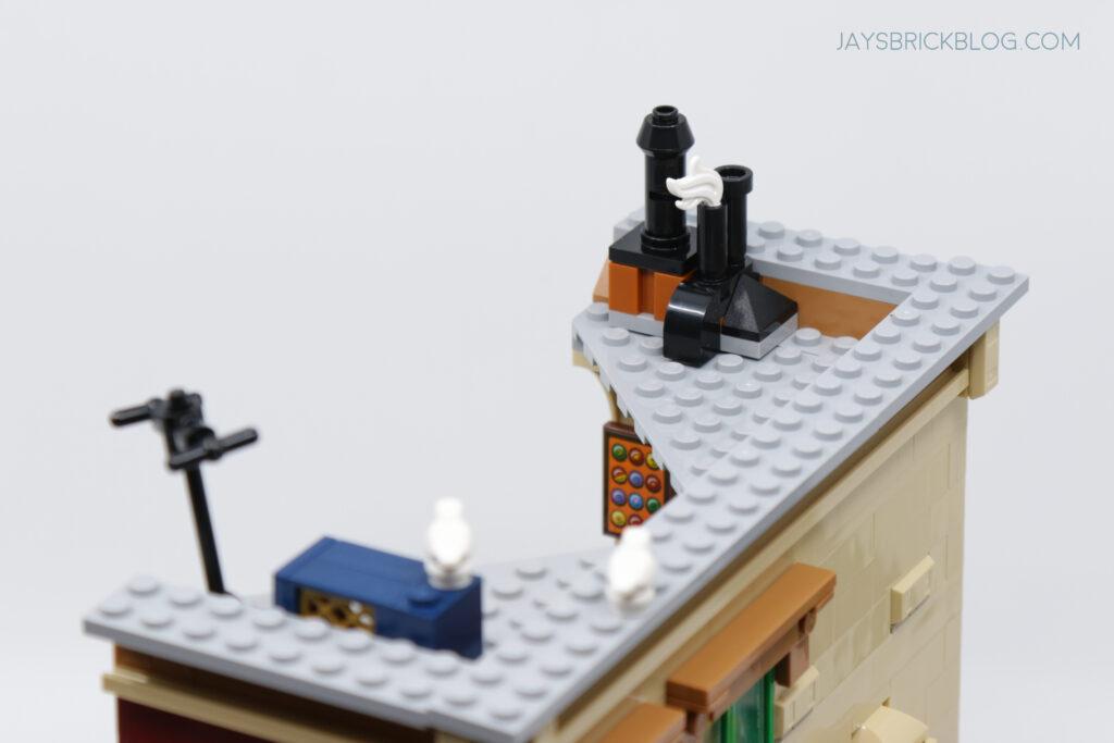 LEGO Sesame Street Rooftop