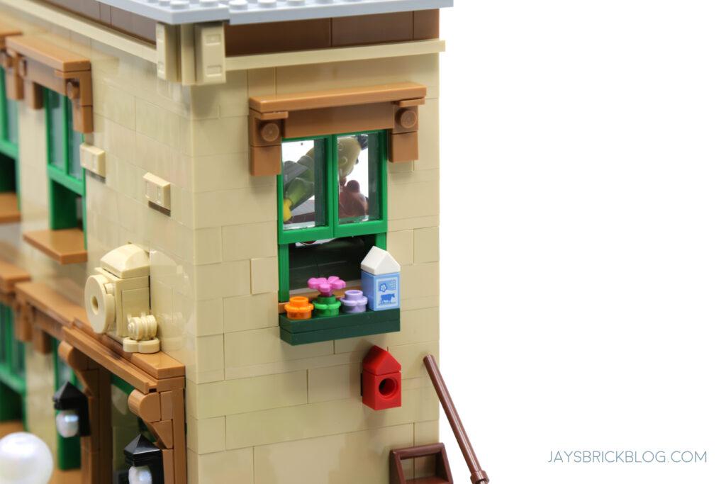 LEGO Sesame Street Window