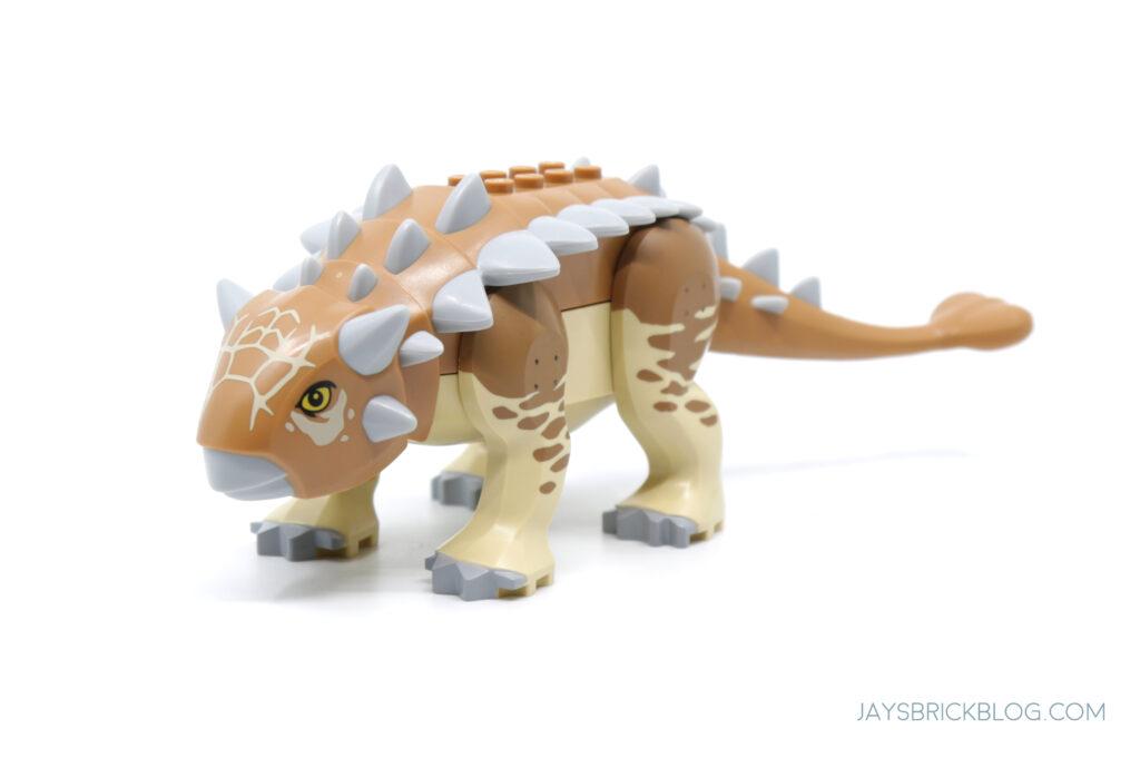 LEGO Ankylosaurus
