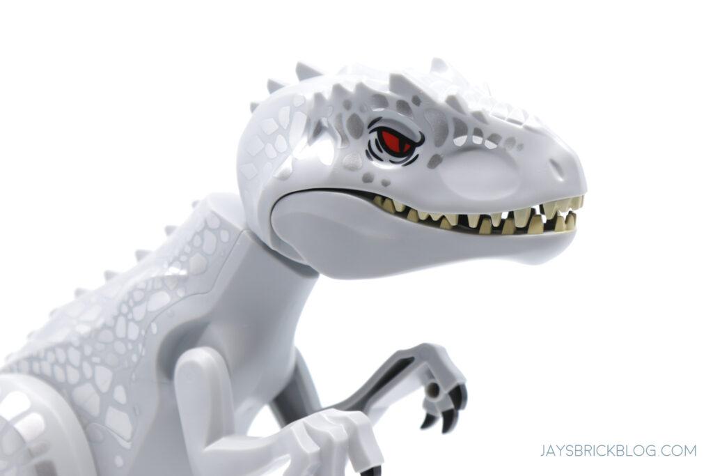 LEGO Indominus Rex Eyes