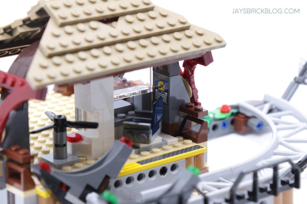 LEGO Gyrosphere Station Calendar