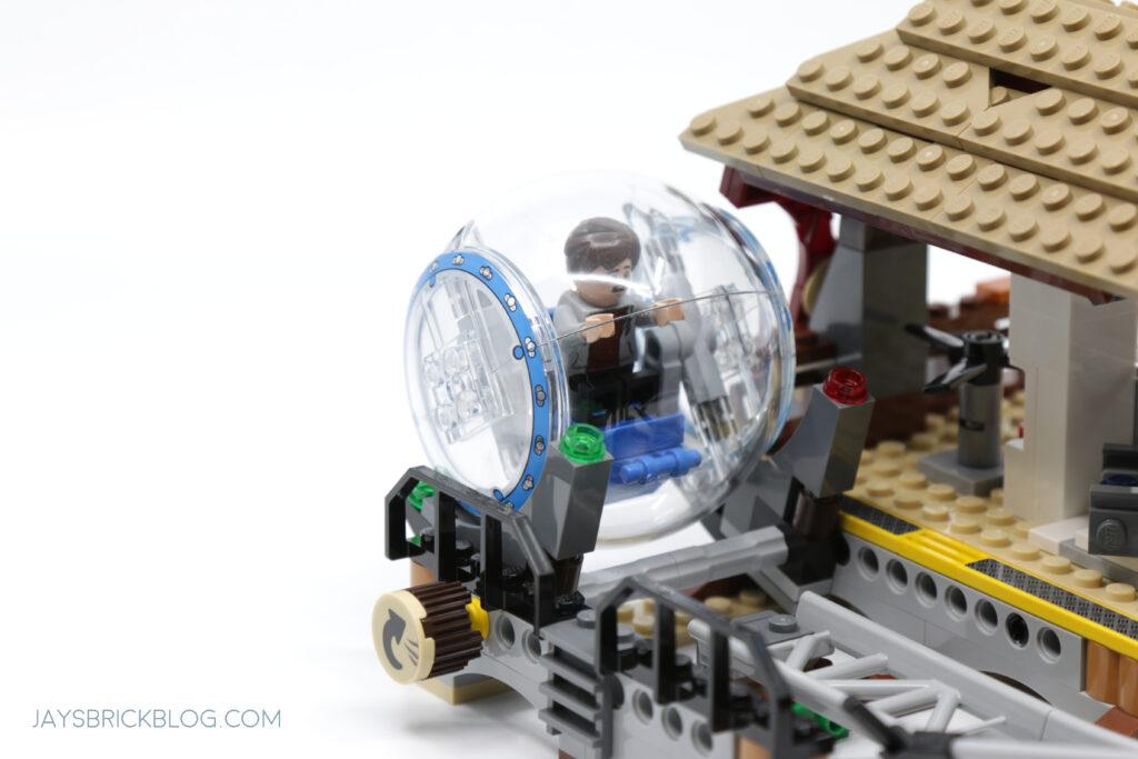LEGO Gyrosphere