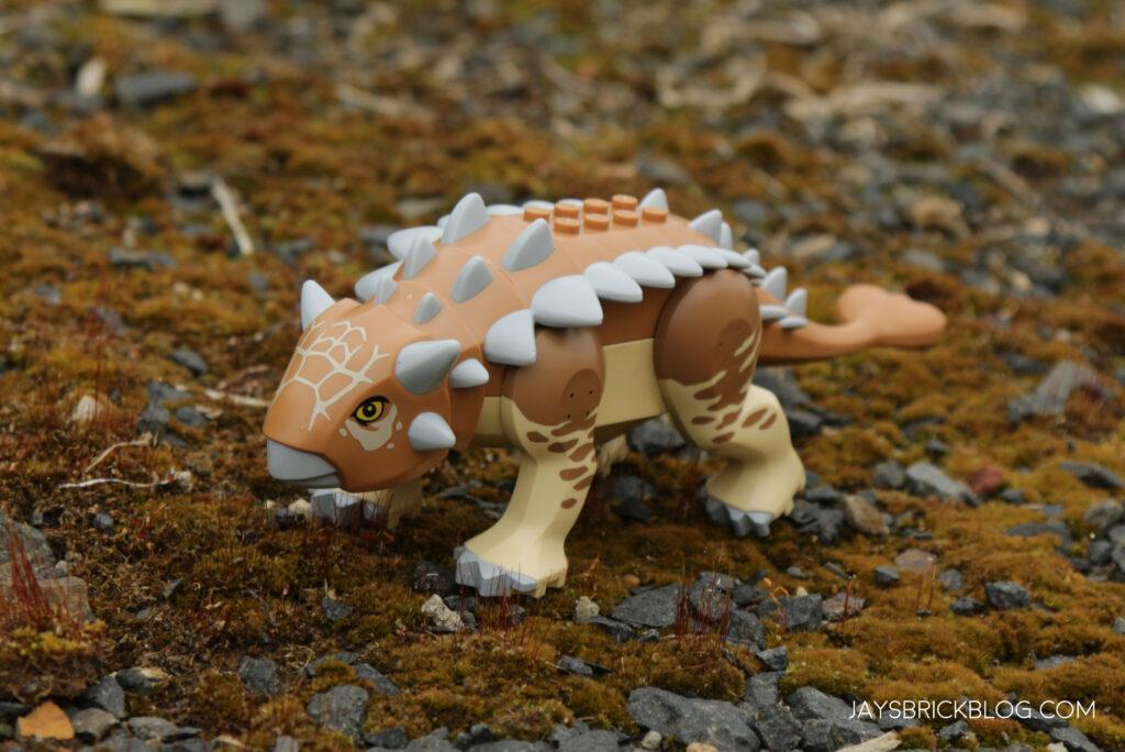 LEGO Ankylosaurus Lifestyle