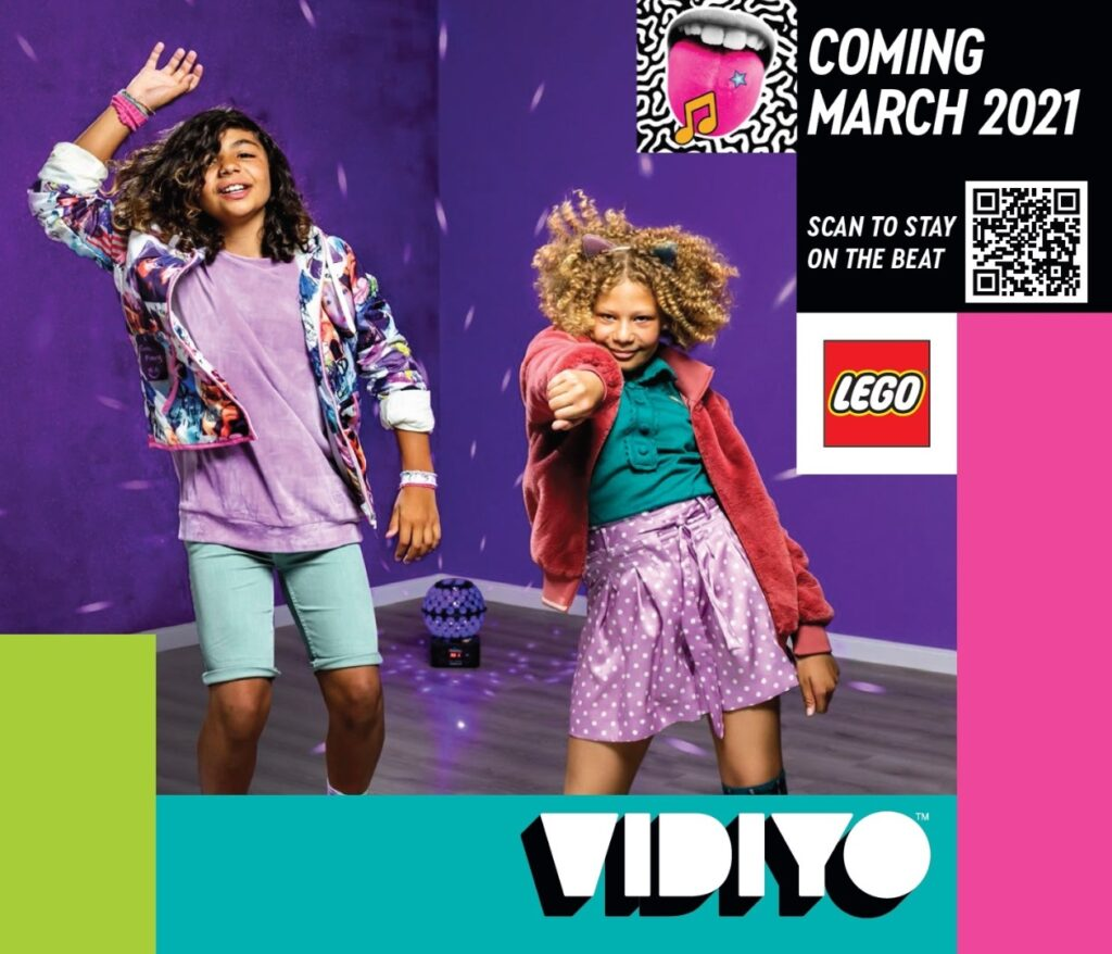 LEGO Vidiyo teased, coming to you in March 2021!   Jay's Brick Blog