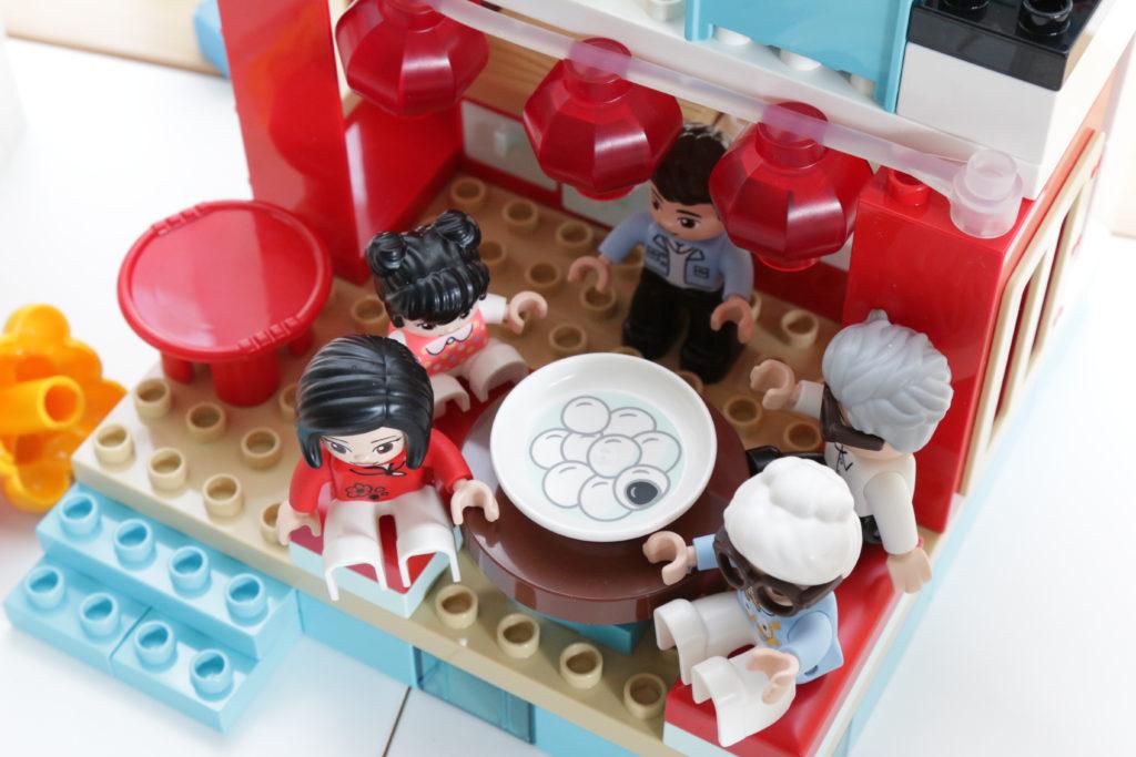 LEGO 10943 Duplo Happy Childhood Moment Tangyuan Table