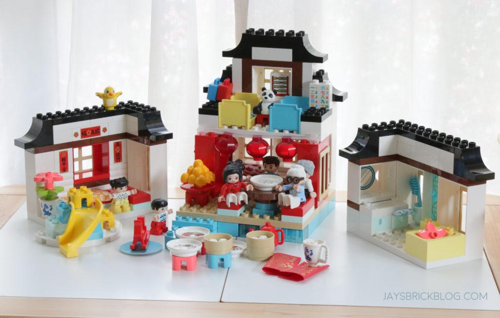 LEGO 10943 Duplo Happy Childhood Moments 1