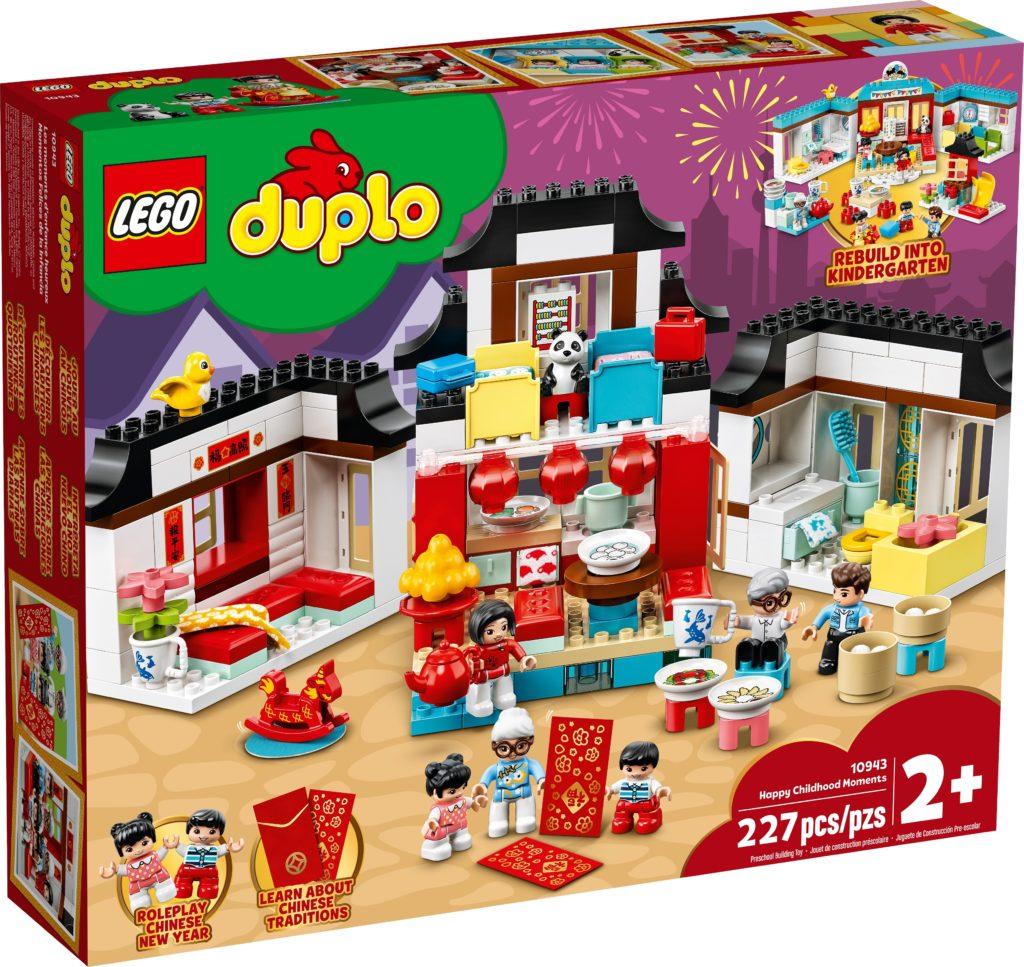 LEGO 10943 Duplo Happy Childhood Moments Box